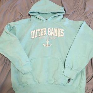 Blue Outer Banks Sweatshirt